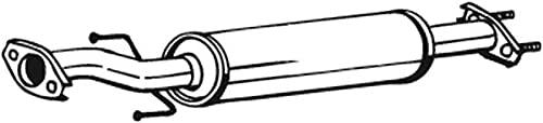 Bosal 141-385 Silencieux central