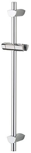 Bristan EVC ADR01 C EVO Riser Rail with Adjustable Fixing Brackets - Chrome...