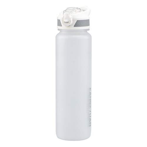 MSNLY Tasse de Voyage en Plein air de Loisirs Matériel Tritan Sports de Plein air Gobelet Portable Tasse en Plastique Portable Bouteille de Sport Tasse Spatiale
