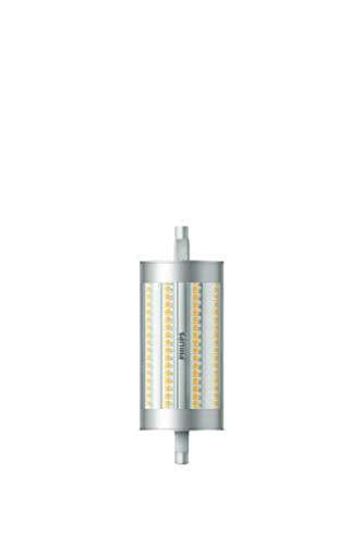 Philips LED R7S Lampe, 2460 Lumen entsprechen 150W, hohe Farbwiedergabe, warmweiß (3.000 Kelvin), dimmbar, matt