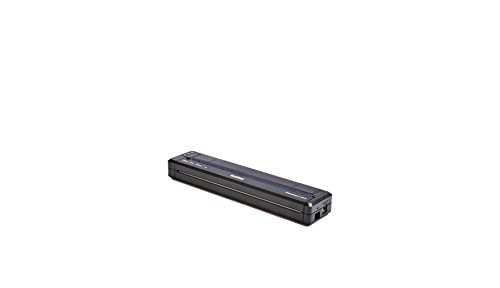 Brother PJ-763MFi - Impresora térmica portátil A4 (8ppm y 300ppp, Compatible con iOS a través de Bluetooth Mfi)