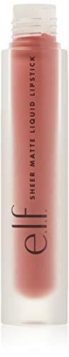 e.l.f. Sheer Matte Liquid Lipstick