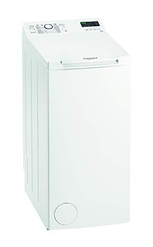 Hotpoint WMTF 623U IT/N, Lavatrice a Carica dall'alto a Libera Installazione, D, 6kg, 1200 GIRI/MIN
