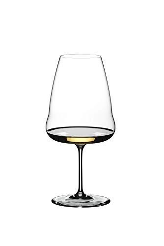 Riedel Winewings Riesling Weinglas, Einzelstiel, transparent