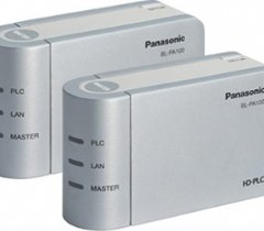 Panasonic BL pa100ktce eNet Powerline