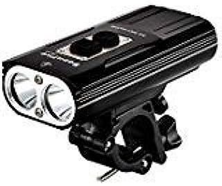 soonfire FD38S - Faro para bicicleta recargable por USB, dos