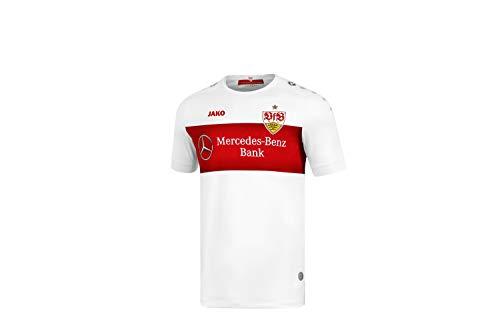 Jako Kinder VfB Stuttgart Home Trikot, weiß, 140