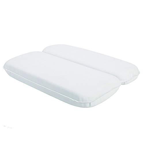 Bath mat-BeAu Oreiller de Bain éponge Coussin de Baignoire Oreiller pour Baignoire tête et épaules Facile à Nettoyer