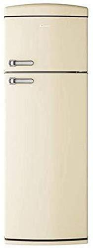 Candy - Frigorifero Doppia Porta CVRDS 6174W Statico Ventilato Classe Energetica A++ Colore Crema