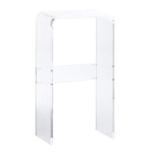 幅60cm(Gel/ジェルアクリルコンソールテーブル)H75602