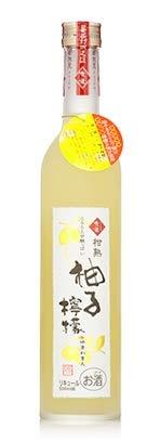 京姫酒造 リキュール 柑熟 柚子檸檬 500ml瓶 1ケース6本入り 京都府