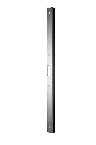Fix-A-Jamb Door Jamb Security Reinforcement and Frame Repair Kit for Interiors - Aged Bronze