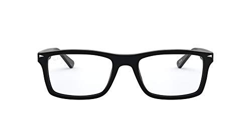 Ray-Ban 0rx 5287 2000 52 Monturas de gafas, Black, Hombre