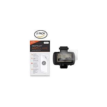BoxWave Anti-Fingerprint Matte Film Skin for Garmin Foretrex 601 2-Pack 701 BoxWave Corporation bw-862-15253-0 ClearTouch Anti-Glare Garmin Foretrex 601 Screen Protector