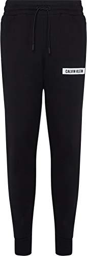 Calvin Klein - Pantalón deportivo para hombre, color negro Ck Black 44