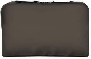 Muji TPU Tasche zum Aufstellen, groß, Schwarz