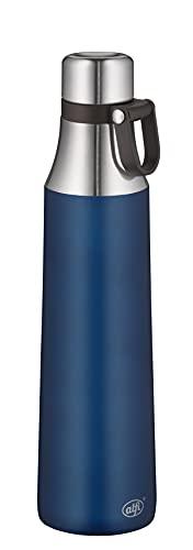 alfi Termo de acero inoxidable Mystic Blue, 0,7 litros