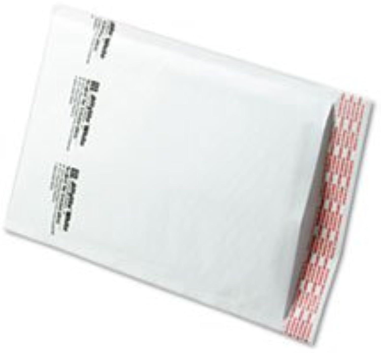 - Jiffylite Self-Seal Mailer, Side Seam,  1, 7 1 4 x 12, White, 100 Carton -
