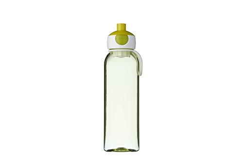 Rosti Mepal 107450090500 - Botella de agua campus (500 ml), color rojo, PCTG, lima, 6,4 x 7 x 22,2
