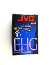 JVC Adapterkassette 30Minuten Camcorder Tapes (3Pack) (tc30ehgbh3)
