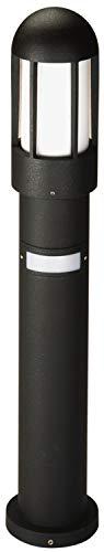 Albert 662002 Pollerleuchte, Aluminium, E27, 15 x 83,5 cm, schwarz