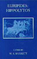 Hippolytos (Oxford University Press academic monograph reprints)