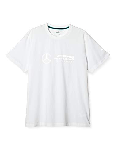 PUMA Mapm Logo Tee T-Shirt pour Homme L Noir