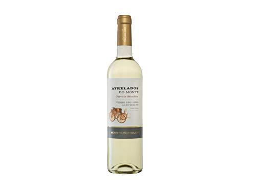 Atrelados do Monte - Selección privada de vino blanco de Alentejo, botella de 75 cl (6 botellas)