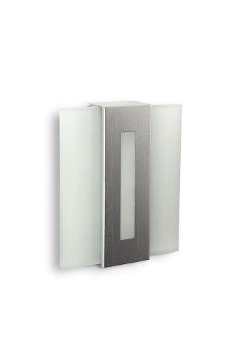 Philips 346114816Ecomoods Wandleuchte Aluminium 1x 11W