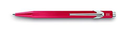 CARAN d'ACHE - Kugelschreiber 849 METAL-X aus Metall - Rot
