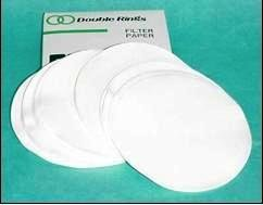 SEOH Filter Paper Qualitative Medium 15cm