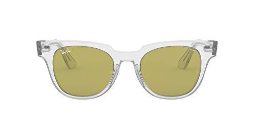 Ray-Ban 912/4C Gafas de sol, Trasparent, 50 Unisex