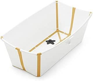 Stokke Flexi Bath, Heat Sensitive Plug, White Yellow