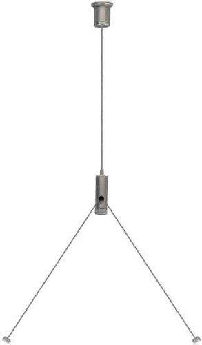 Ridi-Leuchten Y-Seilpendel ZSPT2Z 295 L 1,5m F-LINE Mechanisches Zubehör für Leuchten 4029299048957