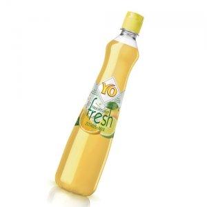 YO Fruchtsirup fresh - Zitrus-Mix - 3 x 0,70 l