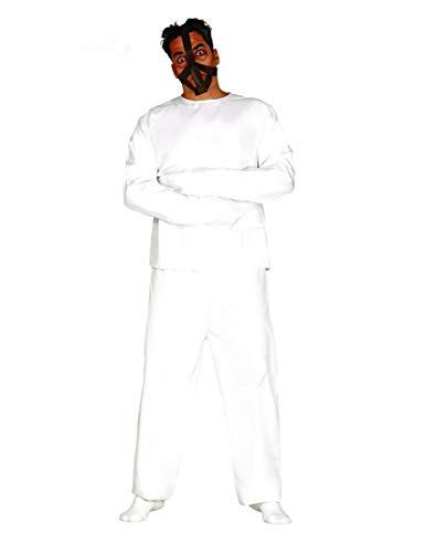Fiestas Guirca Costume Hannibal Camicia di Forza Uomo Donna