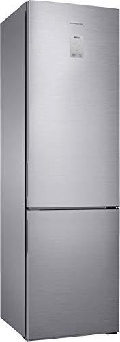 Samsung RL37J5449SS/EG Kühl-Gefrier-Kombination/A+++/201 cm Höhe /Premium Edelstahl Look/ 173 kWh/Jahr/267 L Kühlteil/98 L Gefrierteil/Twin und Metal Cooling/Freshzone