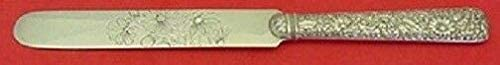 Arlington by New Shipping Free Towle Sterling Silver Bright-Cut Fl New Orleans Mall HH Junior Knife