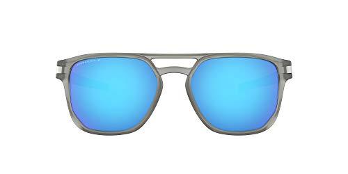 OAKLEY 0OO9436 Gafas de sol para Unisex, Gris Mate, 0