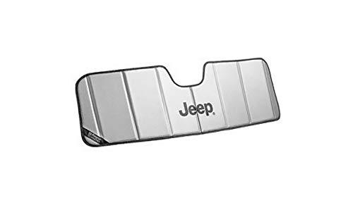 2005-2010 Jeep Grand Cherokee Windshield Sunshade Sun Visor OEM Mopar