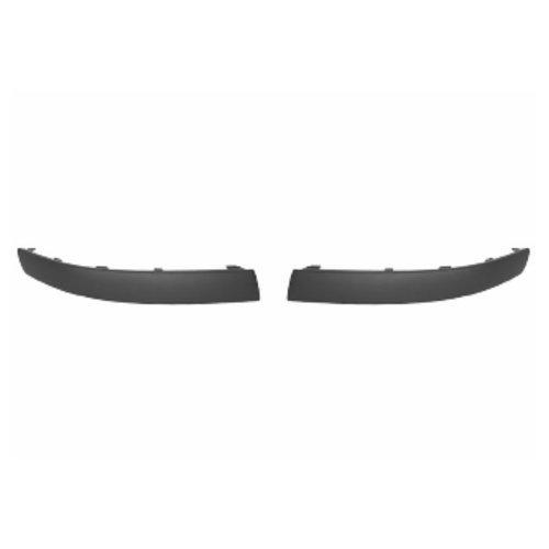Van Wezel 5837582 Profile ou CTC Pare-choc droit, Noir