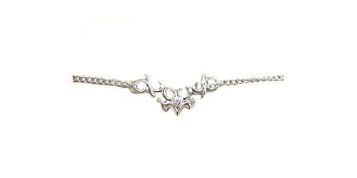 Intricate Back Belly Chain Pierceless Body Jewelry