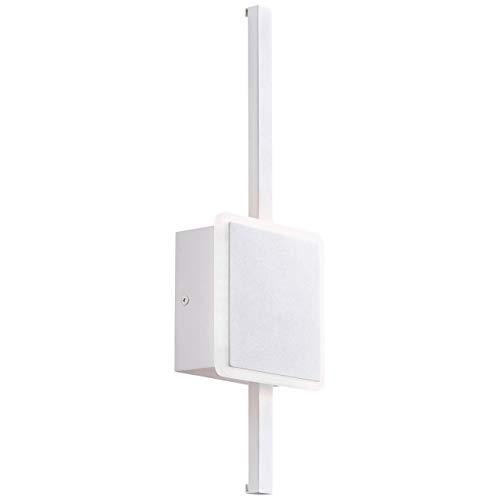 AEG INESSA LED wandlamp 41,5 cm aluminium/kunststof zand/wit