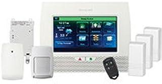 "LYNX Touch 7000 Wireless Kit Control System by Honeywell 7"" full-color touchscreen with GlassBreak, PIR, WIFI, KeyFob & 3 Door/Window Sensors"