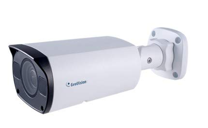 GEOVISION | GV-TBL8710 8MP IR PoE Network Outdoor Bullet Camera with 2.8~12mm Lens RJ45 Connection