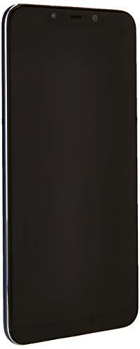 Xiaomi Pocophone F1 64GB + 6GB RAM, Dual Camera, 6.18' LTE Factory Unlocked Smartphone - Global Version (Steel Blue)