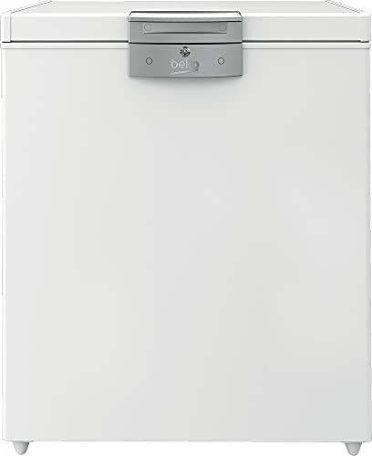Beko HS14540N - Congelador (148 l/39 dB/alto/alto/ancho/profundo): 91,2 x 75,1 x 72,5 cm