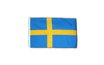 Fahne Flagge Schweden 30 x 45 cm