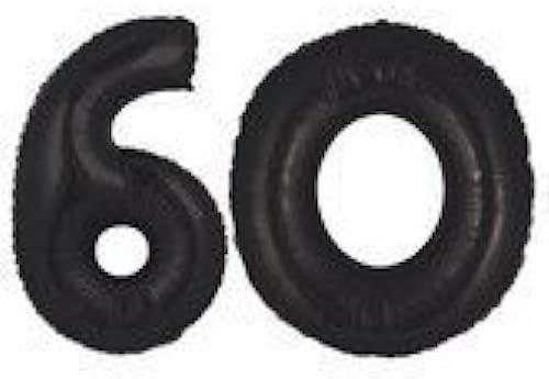el estilo clásico 40  negro negro negro Megaloon Numbers  60  by Betallic  gran selección y entrega rápida