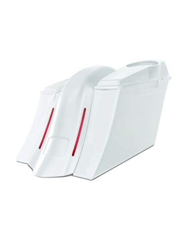 Best Deals! Harley Davidson 6 down and out saddlebags and Replacement LED fender for 98-08 touring ...